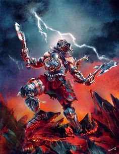 Video Game Art, Video Games, Character Art, Character Design, D D Characters, Barbarian, Box Art, Cover Art, Heavy Metal