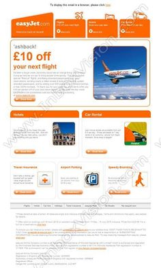 Company:   Easyjet Holidays              INBOXVISION is a global database and email gallery of 1.5 million B2C and B2B promotional emails and newsletter templates, providing email design ideas and email marketing intelligence http://www.inboxvision.com/blog  www.inboxvision.com/blog  #EmailMarketing #DigitalMarketing #EmailDesign #EmailTemplate #InboxVision  #SocialMedia #EmailNewsletters