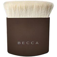 The One Perfecting Brush - BECCA | Sephora- splurge worthy!