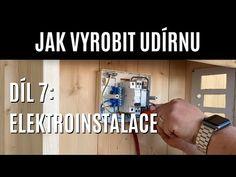 Elektroinstalace | JAK VYROBIT UDÍRNU - Díl 7. - YouTube Youtube, Smoking, Youtubers, Youtube Movies