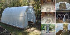 Como hacer un invernadero paso a paso http://ecoinventos.com/como-hacer-un-invernadero-paso-a-paso/