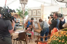 Courtesy of Marburger Farm Antique Show. Check out the Insider's Guide to the Round Top Antiques Show.