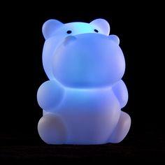Buy Celeste and Moon Hippo Nightlight Online at johnlewis.com