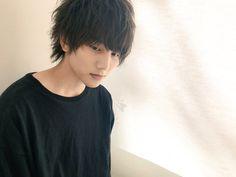 Japanese Men, Stylish Hair, Hair Designs, Manga, Hair Models, Manga Anime, Manga Comics, Manga Art