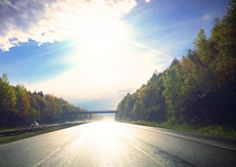 Photo of the day: Road trip on the German Autobahn, BavariaPhoto of the day: Road trip on the German Autobahn, Bavaria