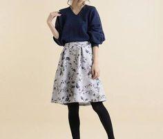 「オフィス スカート」の画像検索結果 Japanese Fashion, Midi Skirt, Spring Summer, Skirts, Japan Fashion, Japanese Style, Midi Skirts, Gowns, Skirt