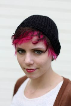 One day when I am secure in a job I want to dye my hair a crazy bright color (probably not pink, and the job would probably have to be in Austin)