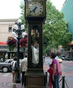 Clock - Worth1000 Contests