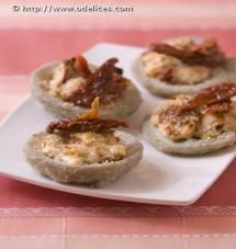 Tomates séchées Baked Potato, Muffin, Appetizers, Potatoes, Favorite Recipes, Baking, Breakfast, Ethnic Recipes, Food