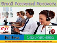 Do you have problematic Gmail account? Just pick your cellophane and immediately call up at Gmail Password Recovery: +1-850-290-8368 to get the entire host of your problems fixed within a least possible time. Our team members are well-versed, certified and are sufficiently capable to deal with any problems in a hassle-free manner. For More Information Visit on My Website: http://www.mailsupportnumber.com/gmail-change-forgot-password-recovery-reset.html
