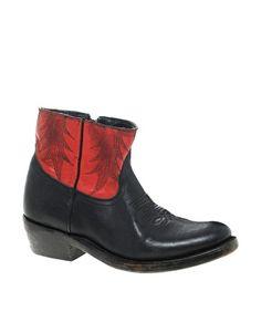 Ash Kut Cowboy Boots