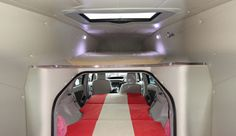 Prius Camper Van