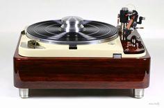 Thorens TD-124 - www.remix-numerisation.fr - Rendez vos souvenirs durables…