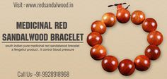 Buy pure medicinal south Indian red sandalwood bracelet, its have medicinal properties and helpful for control blood pressure. Red Sanders, Handicraft, Medicine, India, Pure Products, Bracelet, Beautiful, Craft, Goa India