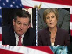 With ONE Question Ted Cruz Got Sally Yates To Give Up The Secret About O...