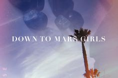 Down to Mars Girls. Supporting sisterhood through sound. Listen to more at: downtomarsgirls.com. 🔮Spotify playlists, Apple Music playlists, all-women playlists, all-female playlists, R&B, hip hop, soul, electronic playlists.