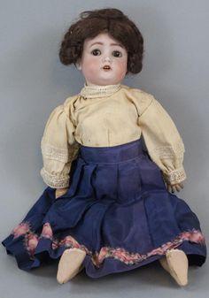 Antique Simon & Halbig German Doll Mold 1299