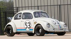 Herbies hit the block The Love Bug Collection sells in Indianapolis