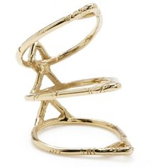 Atlas Cage Ring .. Odette NY Voyager FW13