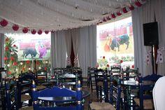 Feria de Málaga 2013: Caseta el Ruedo en nuestro AC Hotel Málaga Palacio by Marriott.