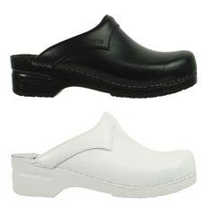 Buty antypoślizgowe Sanita - spełniają normę EN 347 http://kitle.pl/obuwie-1/obuwie-biale/buty-antyposlizgowe-sanita.html
