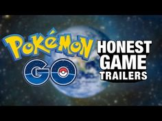 POKEMON GO (Honest Game Trailers) #gaming #games #gamer #videogames #videogame #anime #video #Funny #xbox #nintendo #TVGM #surprise
