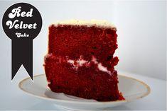 S vášní pro jídlo: Red velvet cake