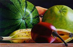 pintor Ellery Gutierrez (Maracay Venezuela)