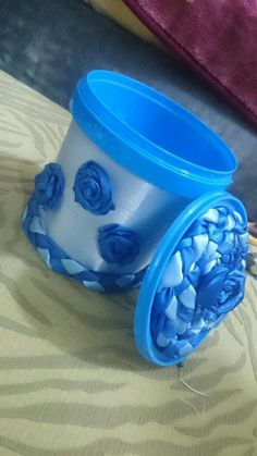 * How to Make a Handmade Basket - Beautiful Decorations !