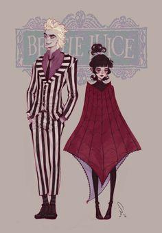http://pieder.deviantart.com/art/Bettlejuice-446649736