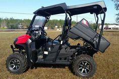Used 2015 Honda PIONEER 700-4 ATVs For Sale in Florida.