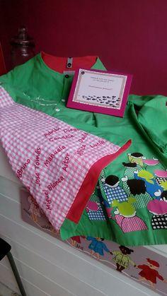 Un bonito regalo para una maestra; niños y COLOR! Bonito, Colors