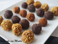 Trufas de chocolate, Receta por MontseMorote - Petitchef