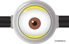 Free Printable Minion Eyes | Free Printables For Minion Toss Game - Skip To My Lou Skip To My Lou