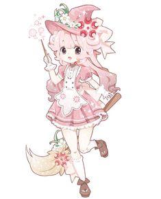 cute,girl,chibi