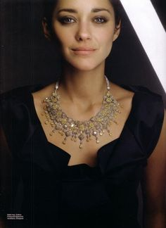 marion choulliard necklace, neckline