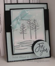 Stampin' Up!- 'Thoughtful Branches'!