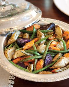 Victoria's top 5 seasonal side dishes are Thanksgiving favorites.