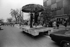 Black Power float Ann Arbor 1969 Ann Arbor, Black Power