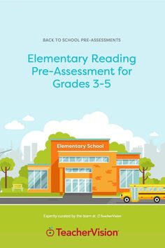 This elementary reading pre-assessment for back to school is designed to help you benchmark reading assessment levels for grades 3 through 5 and plan for intervention and remediation of learning gaps resulting from remote, hybrid, and quarantine instruction, or summer learning loss. Reading Resources, School Resources, Reading Skills, Math Resources, Guided Math Groups, Math Practice Worksheets, Reading Assessment, Math Division, Math Practices