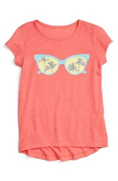 Free shipping and returns on Tucker + Tate Graphic Tee (Toddler Girls, Little Girls & Big Girls) at Nordstrom.com. A playful print is front and center on a soft knit tee she'll love to mix and match.