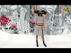 Chanel | Haute Couture Spring Summer 2015 Full Show | Exclusive - YouTube