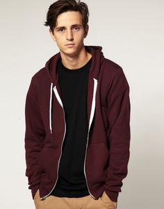 american apparel hoodie $70