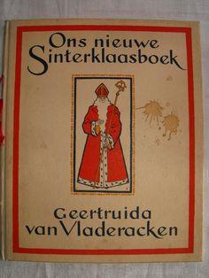 Ons nieuwe Sinterklaasboek