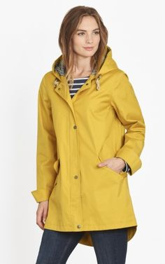Seasalt Bowsprit Jacke Mustard Gelb Regenjacke #hanseheld #seasalt #regenjacke #fashion #mode