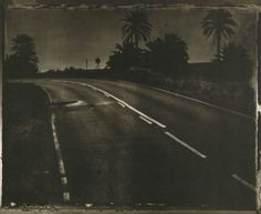 Sarah Moon  The Road to Rodalquilar, 1994  FromCoïncidences