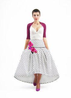 7f158228229 Maxi Skirt Bridesmaid Skirt High Low Skirt Circle от FatBerry