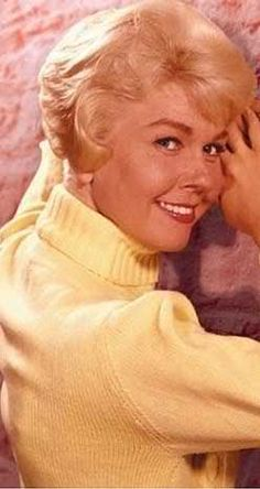 doris day reminds me of spending such wonderful time with my grandmother/mom watching her movies and singing along with the records my mama bought. C.D.L.S.