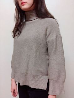9ed439ea8 Women Winter Warm Turtleneck Chunky Knitted Sweater Thick Knit Pullover  Jumper  fashion  clothing  shoes  accessories  womensclothing  sweaters  (ebay link)