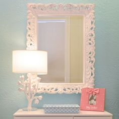 in LOVE with this mirror!
